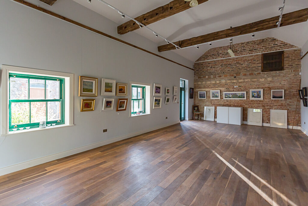 the gallery space listoke house